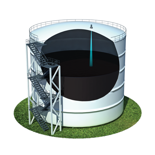 Измерение уровня бензинов и дизельного топлива